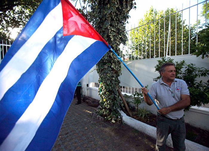 На Кубе начался Майдан. Приготовиться России