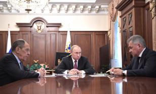 Интрига: станут ли Лавров и Шойгу депутатами Госдумы