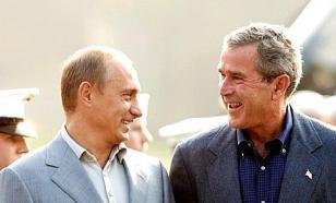 Буш толкает Украину в страшную пропасть