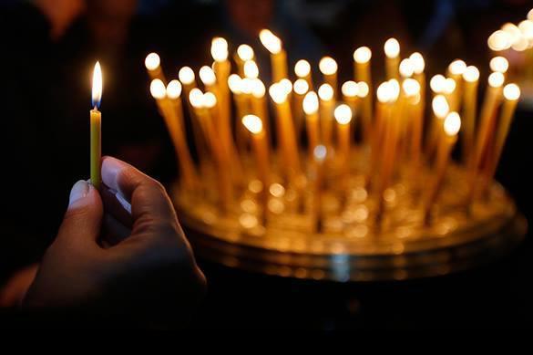 1000 лет со Дня крещения Руси: Патриарх Кирилл проводит литургию преставления святого князя Владимира