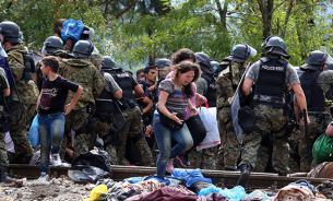 Анкара продолжает шантажировать Брюссель нелегальными мигрантами