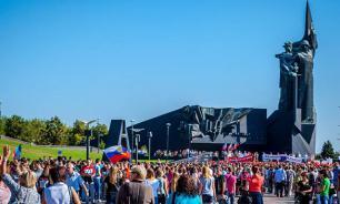 Донбасс празднует День освобождения