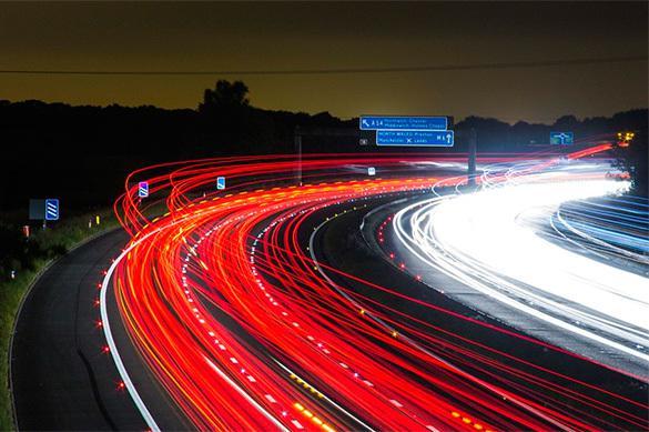 С начала года в Москве построено более 120 км дорог
