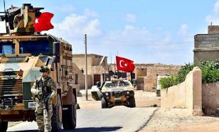 Турецкий спецназ уезжает из Сирии под конвоем российских военных