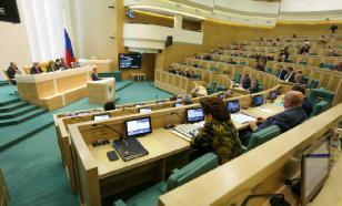 Среди российских сенаторов нет зараженных коронавирусом