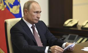 Путин: В том, что медики не получили допвыплаты, виновато правительство