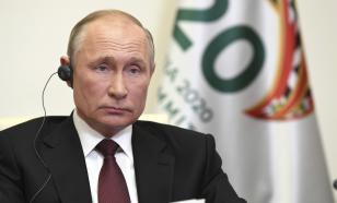 Путину вслед за Лукашенко запретили посещение Олимпийских игр