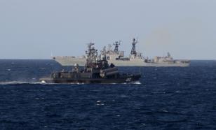 Офицера подозревают в краже двух 13-тонных винтов с корабля
