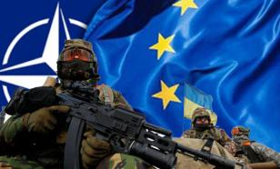 """""""Щит Европы"""": Украина собралась укреплять НАТО своей армией"""