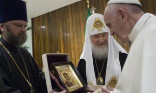 Москву и Ватикан объединила трагедия христианства