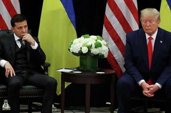 """Зеленский рассказал о плане """"Б"""" в Донбассе и об отношениях с США"""