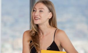 Телеведущая Мария Миногарова избегает вопросов про беременность