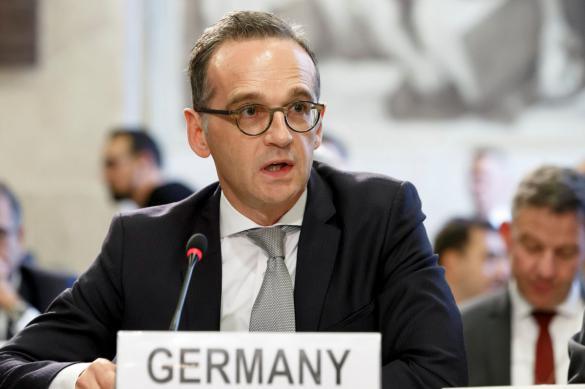 """Министр иностранных дел Германии Хайко Маас: """"с США все очень сложно"""""""
