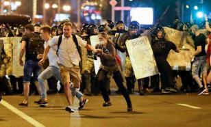 В Минске к месту нового протеста стягивают силовиков