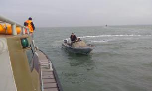 Задержанные в Азовском море рыбаки вернулись на Украину
