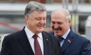Порошенко — Лукашенко: игра на настроениях Кремля