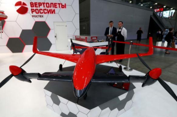 """Беспилотником """"Фрегат"""" надеются заменить вертолеты и самолеты"""
