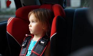 Екатеринбургский коллектор забрал у должницы машину с ребенком