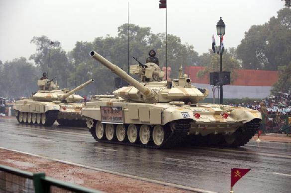 """Подозрительная машина: опубликовано фото """"российского Т-90"""" в США"""