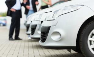 Продажи легковых автомобилей в России могут упасть на 30%