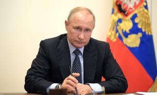 Путин проведет очередное совещание по коронавирусу 11 мая