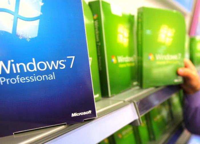 Microsoft выпустила обновление для Windows 7