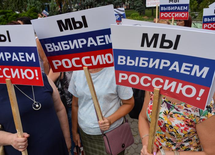 Крымский политолог: невозможно обменять Донбасс на Крым