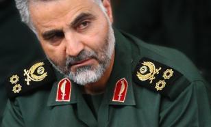 В Иране разработали ракету в честь убитого генерала Касема Сулеймани