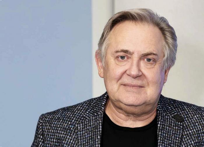 Актёр Юрий Стоянов назвал размер собственной пенсии