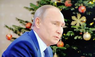 Видео с крещенским купанием Путина потрясло британцев