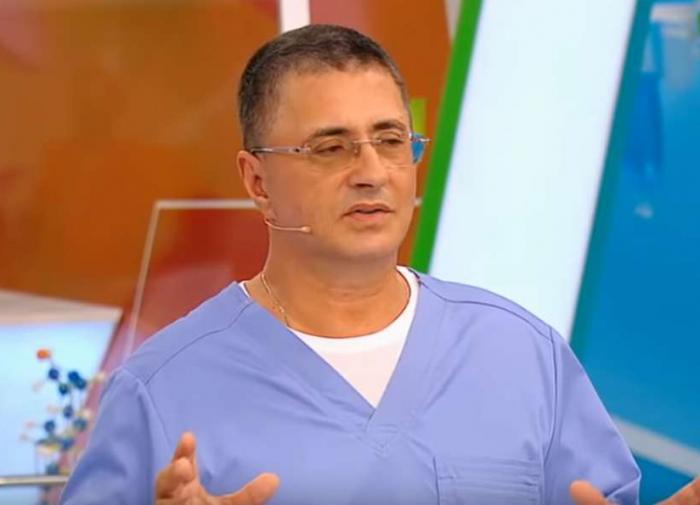 Доктор Мясников рассказал, как быстро остановить кровь