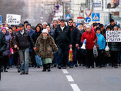 Украинцы ждут помощи от России