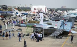 МАКС-2015: Россия остается лидером авиатехнического рынка