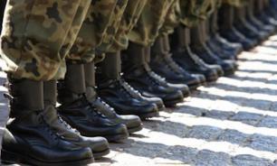 """""""Левада-центр"""": 60% россиян считают службу в армии обязанностью настоящего мужчины"""