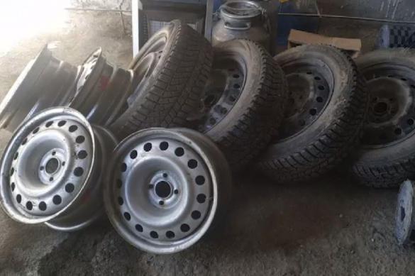 В Тюменской области преступники орудовали на автотрассах и стоянках