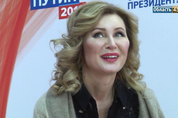 """Как Виктория Цыганова провела показ моды """"Арт Конюхов"""""""