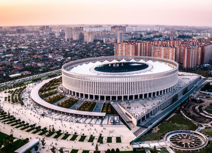 """""""Краснодар"""" впервые сыграет с хорватской командой"""