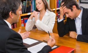 Тяжелая работа отбивает охоту к разводам