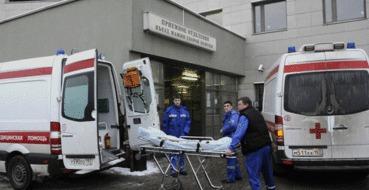 В Иркутском музее декабристов на праздновании Масленицы детей придавило глыбами льда