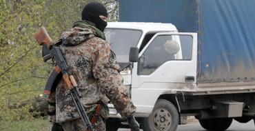 Семь человек ранены при взрыве на блокпосту в Одессе