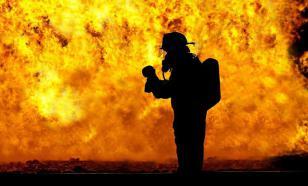 В Оренбуржье пожар в многоквартирном доме унес жизни двух человек