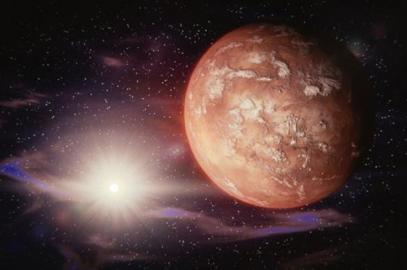 На Марсе обнаружены следы древней реки