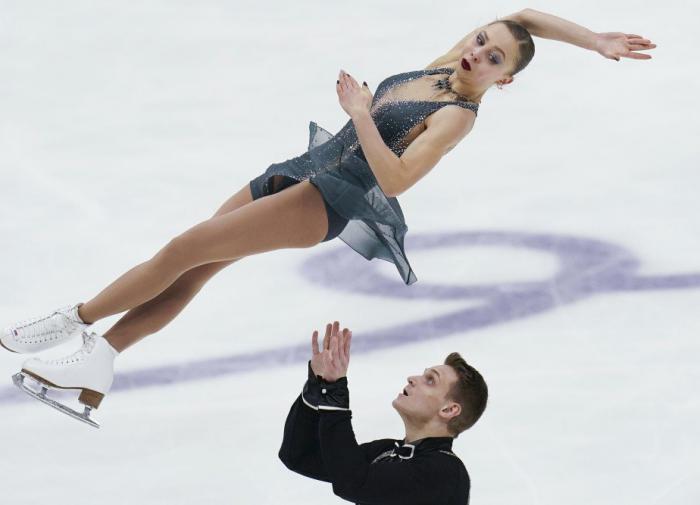 Российские фигуристы Степанов и Лукашевич перешли в сборную Белоруссии