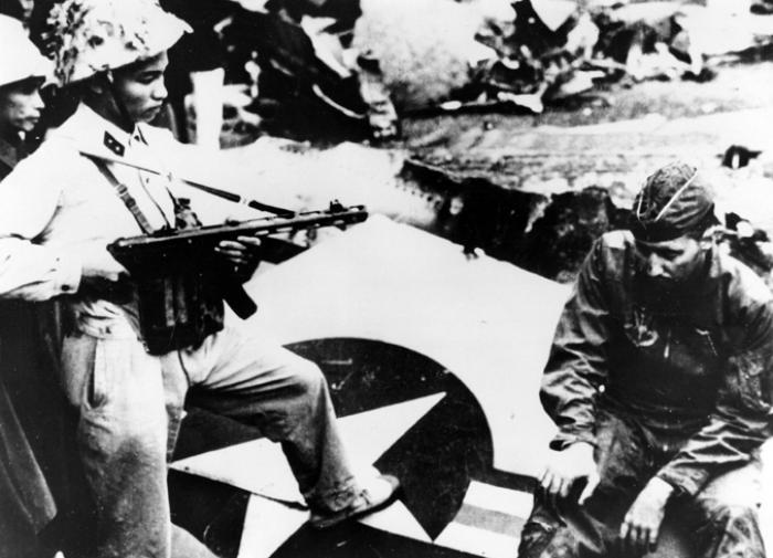 Основные причины поражения США во Вьетнаме