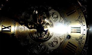 Гигантские московские часы увидят из космоса