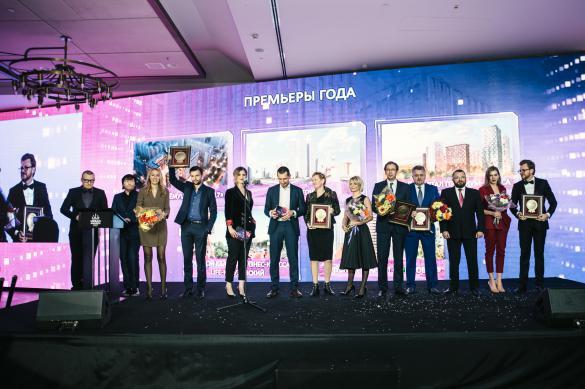 22 ноября состоялась церемония вручения премии Urban Awards 2017