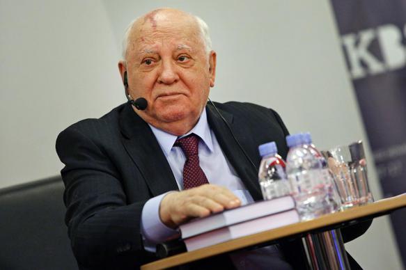 Горбачева назвали самым упоминаемым политиком прошлого