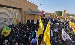 В Багдаде начался штурм американского посольства