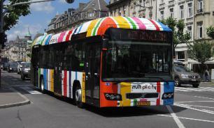 В Люксембурге общественный транспорт стал полностью бесплатным