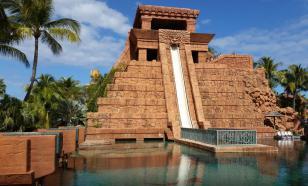 Храм воды и гибель цивилизации майя